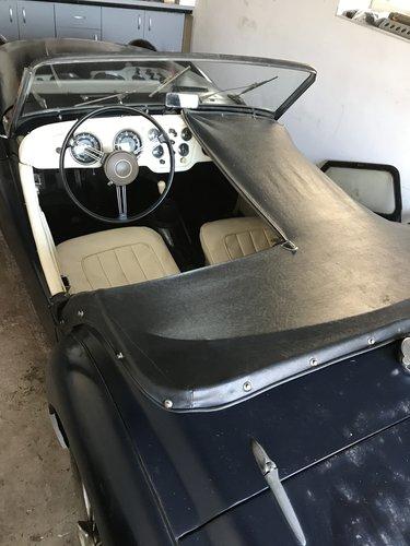 1954 TR2 longdoor , original not restored  For Sale (picture 2 of 6)