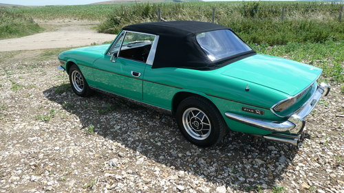 1976 Triumph Stag Mk 2 Automatic  SOLD (picture 4 of 6)