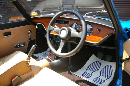 1980 Triumph Spitfire 1500 Convertible Manual (36,231 miles) SOLD (picture 4 of 6)