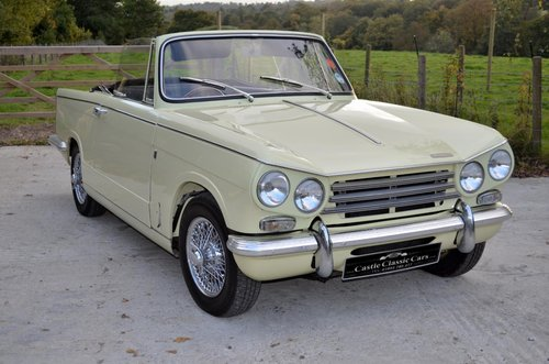 1964 Wanted, Triumph Vitesse and Herald For Sale (picture 1 of 1)