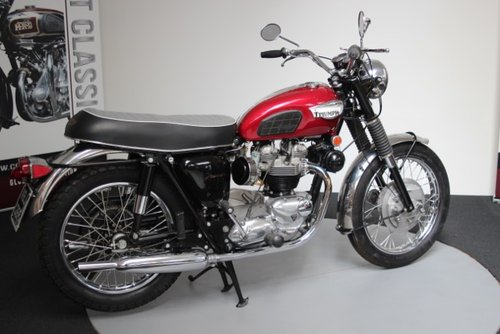 1968 Triumph Bonniville 650cc  For Sale (picture 1 of 6)