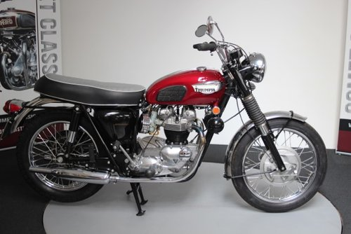 1968 Triumph Bonniville 650cc  For Sale (picture 2 of 6)