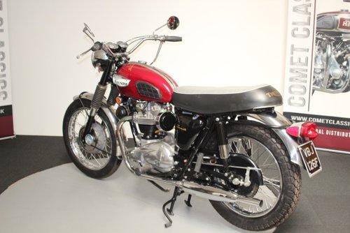 1968 Triumph Bonniville 650cc  For Sale (picture 5 of 6)