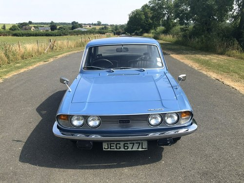 1973 Triumph 2000 MK II Automatic SOLD (picture 2 of 6)