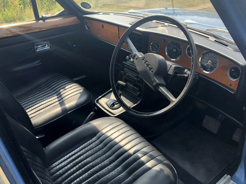 1973 Triumph 2000 MK II Automatic SOLD (picture 5 of 6)