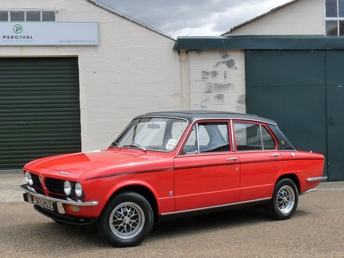 1973 Triumph Dolomite Sprint, Sold SOLD (picture 1 of 6)