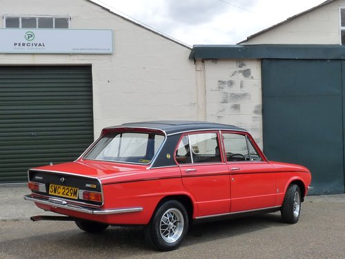 1973 Triumph Dolomite Sprint, Sold SOLD (picture 2 of 6)