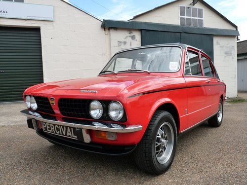 1973 Triumph Dolomite Sprint, Sold SOLD (picture 4 of 6)