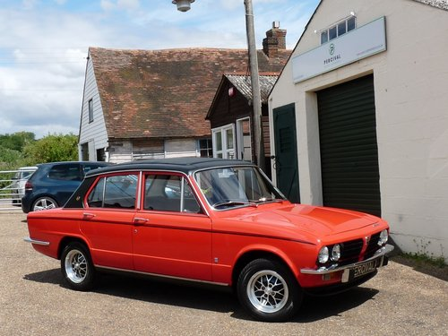 1973 Triumph Dolomite Sprint, Sold SOLD (picture 6 of 6)