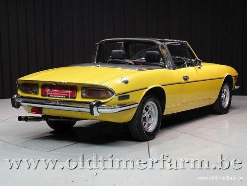 1976 Triumph Stag V8 '76 For Sale (picture 2 of 6)