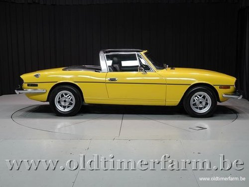 1976 Triumph Stag V8 '76 For Sale (picture 3 of 6)