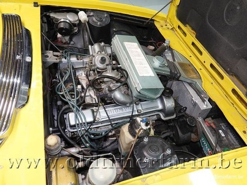1976 Triumph Stag V8 '76 For Sale (picture 5 of 6)
