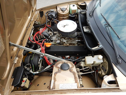 1980 TRIUMPH TR8 Convertible ~ Genuine Factory Built ~  SOLD (picture 6 of 6)
