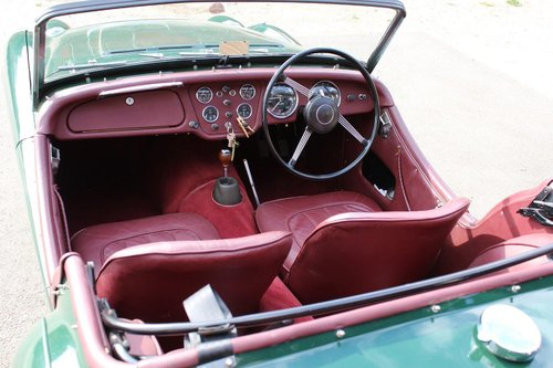1954 TRIUMPH TR2 LONG DOOR  For Sale (picture 3 of 6)
