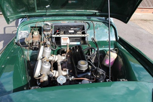 1954 TRIUMPH TR2 LONG DOOR  For Sale (picture 5 of 6)
