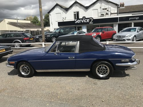 1972 Triumph Stag - Completed renovation For Sale (picture 3 of 12)