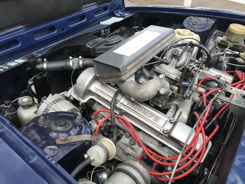 1972 Triumph Stag - Completed renovation For Sale (picture 4 of 12)