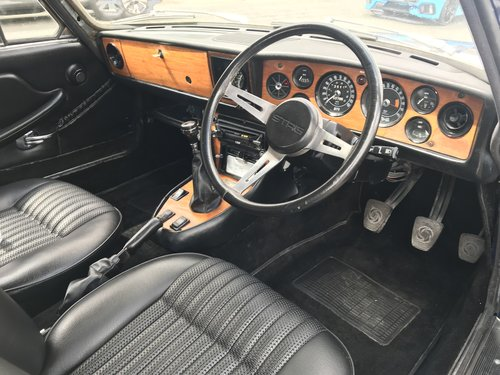 1972 Triumph Stag - Completed renovation For Sale (picture 5 of 12)