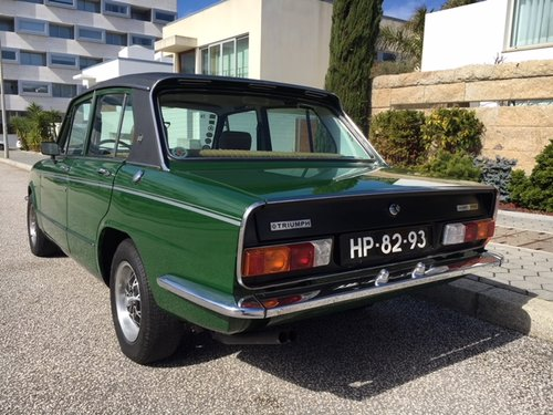 1979 Dolomite Sprint For Sale (picture 5 of 6)