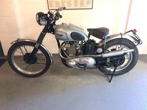 1952 Triumph Trophy Special For Sale (picture 1 of 6)
