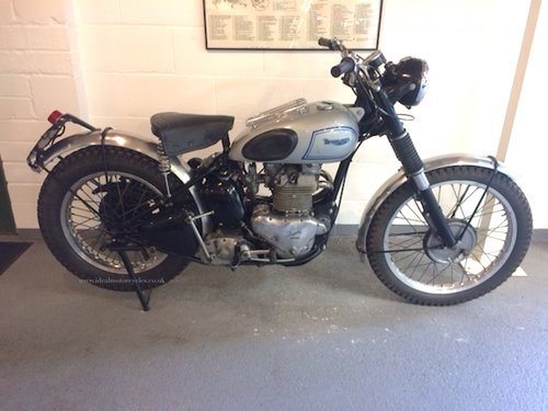 1952 Triumph Trophy Special For Sale (picture 4 of 6)