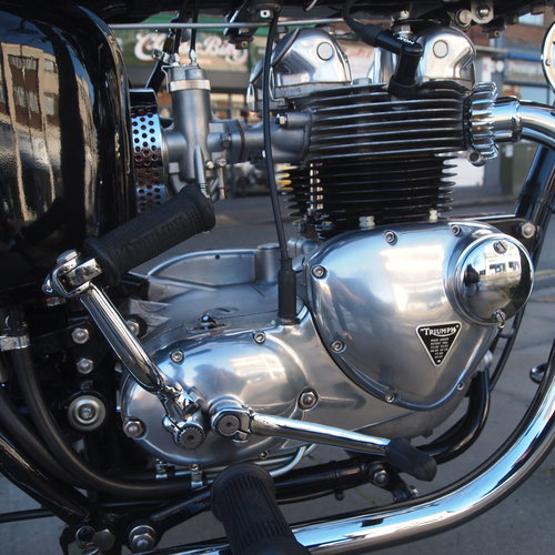 1965 Tiger T90 350cc Concours d' Elegance Condition. SOLD. SOLD (picture 2 of 6)