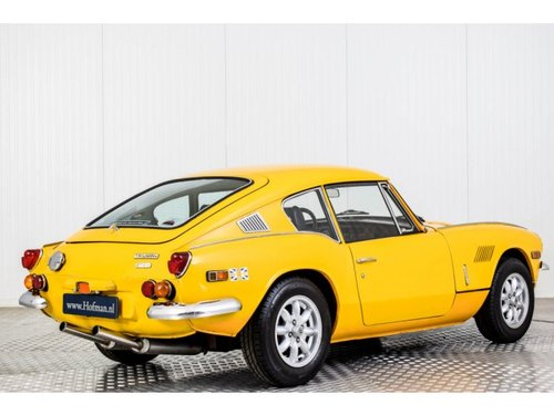 1970 Triumph GT6 MKII GT6+ Overdrive For Sale (picture 2 of 6)
