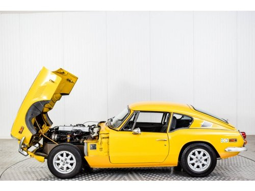 1970 Triumph GT6 MKII GT6+ Overdrive For Sale (picture 5 of 6)