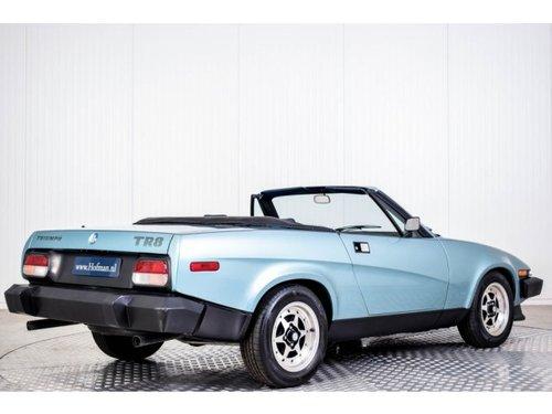1980 Triumph TR8 3.5 V8 12000 miles! For Sale (picture 2 of 6)