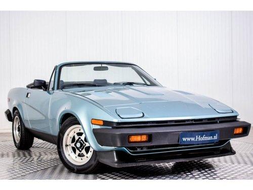 1980 Triumph TR8 3.5 V8 12000 miles! For Sale (picture 3 of 6)