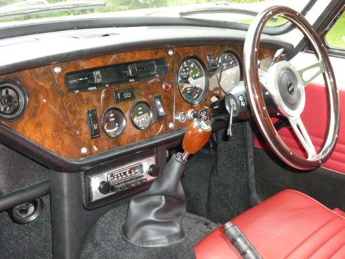 1969 Triumph Gt6 Mk2 Sold Car And Classic