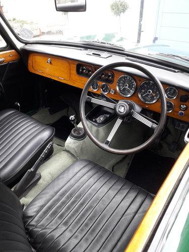 1970 Triumph Vitesse Mk2 Saloon SOLD (picture 4 of 5)