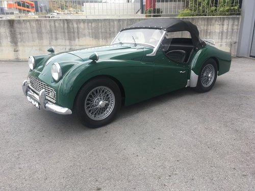 1959 Triumph TR 3 A  For Sale (picture 2 of 6)