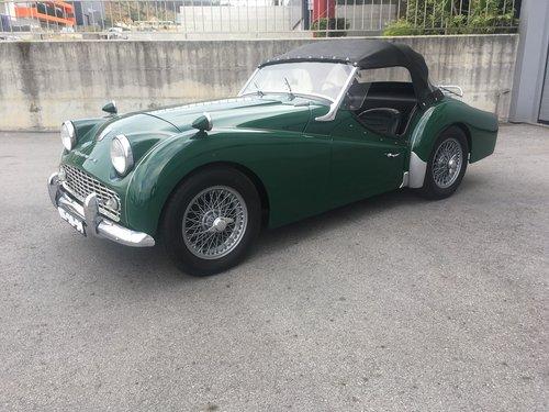 1959 Triumph TR 3 A  For Sale (picture 2 of 6)
