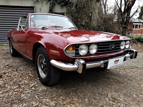 1974 Stag - A New Kind Of Triumph! SOLD (picture 1 of 6)