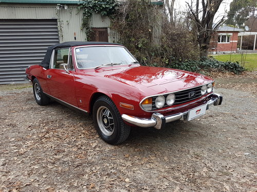 1974 Stag - A New Kind Of Triumph! SOLD (picture 5 of 6)