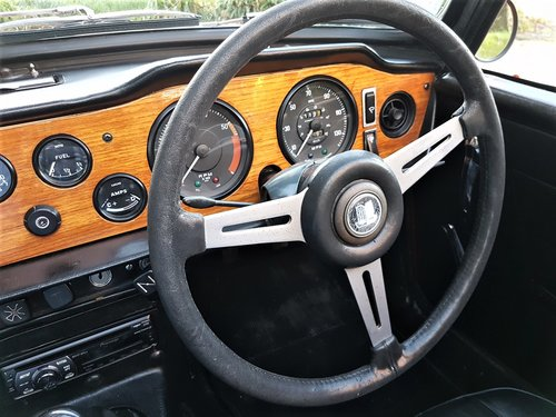 1970 The Collectable TR6! For Sale (picture 2 of 6)