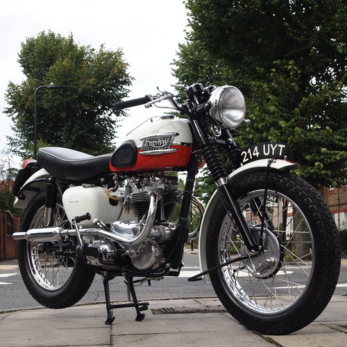 1959 TR6 650 Pre Unit, Stunning.  RESERVED FOR RAY. SOLD (picture 1 of 6)