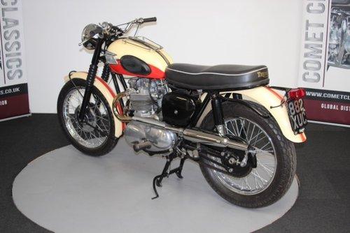 1960 Triumph TR6 650cc For Sale (picture 3 of 6)