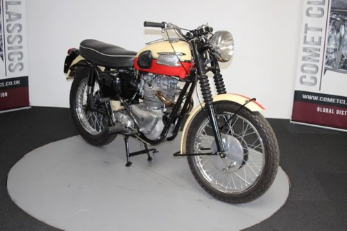 1960 Triumph TR6 650cc For Sale (picture 5 of 6)
