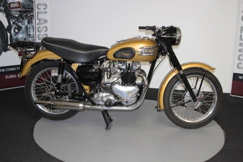 1957 Triumph thunderbird 650cc For Sale (picture 2 of 6)