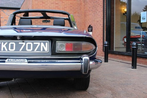 1974 Triumph Stag 3.0 V8 Manual SOLD (picture 4 of 6)