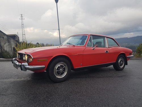 Triumph Stag 3.0 V8 - 1974 For Sale (picture 1 of 6)