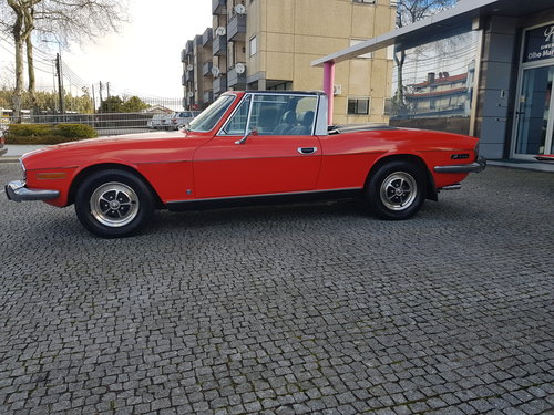 Triumph Stag 3.0 V8 - 1974 For Sale (picture 2 of 6)