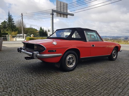 Triumph Stag 3.0 V8 - 1974 For Sale (picture 6 of 6)