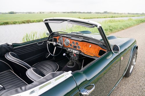 Triumph TR4 1962 SOLD (picture 3 of 6)