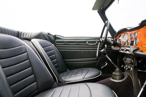 Triumph TR4 1962 SOLD (picture 4 of 6)