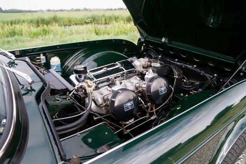 Triumph TR4 1962 SOLD (picture 5 of 6)