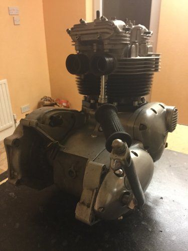 Triumph T140E 750 1979 Engine With Job Lot Of Part For Sale (picture 6 of 6)