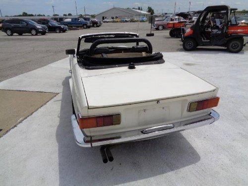 1969 Triumph TR6 Convertible For Sale (picture 3 of 6)